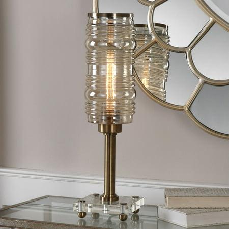 Uttermost  Adelardo Tubular Bulb Accent Lamp ()