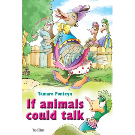 If animals could talk. The world of animals voices: What is my sound? -