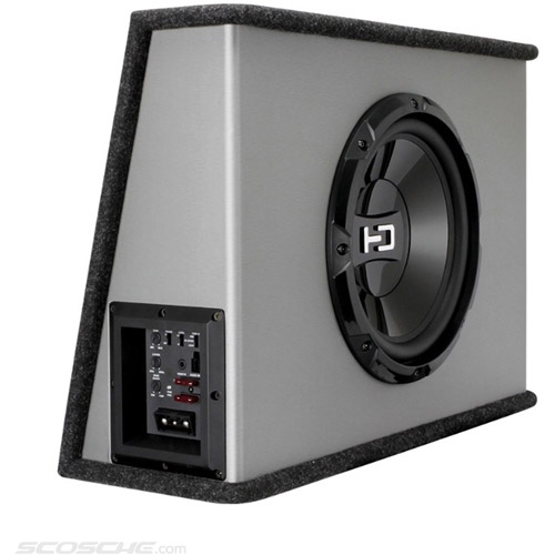 "10"" Powered HD Subwoofer"