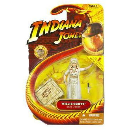 Indiana Jones Temple of Doom Series 4 Willie Scott Action - Temple Toy