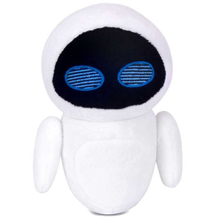 - Disney / Pixar Wall-E Eve Plush