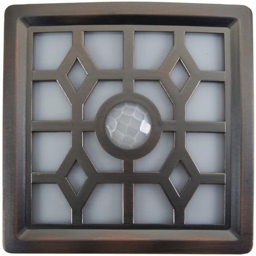 Light It! 30300-307 4-LED Soft Glow Sensor Light, Bronze