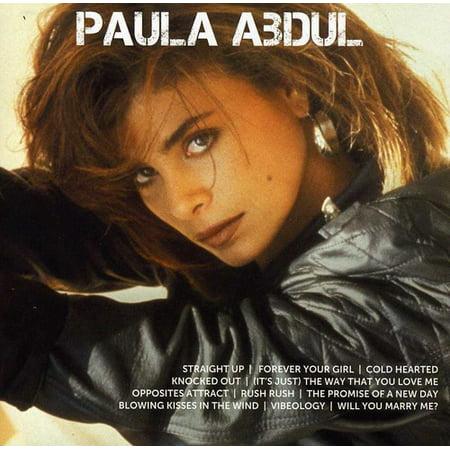 Paula Abdul - Icon Series: Paula Abdul (CD) (King Abdul Aziz Bin Abdul Rahman Al Saud)