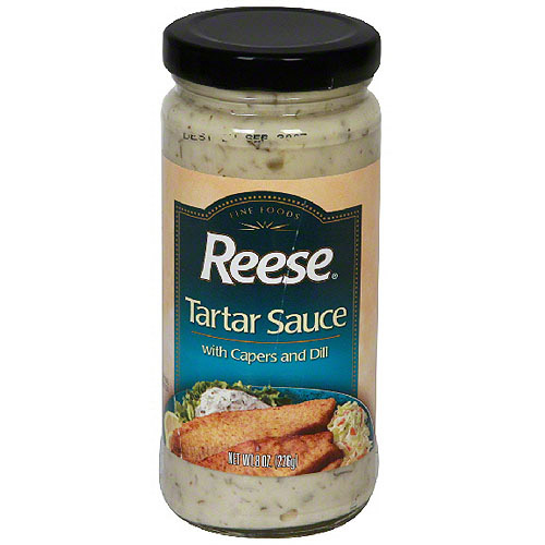 Reese Tartar Sauce With Capers & Dill, 8