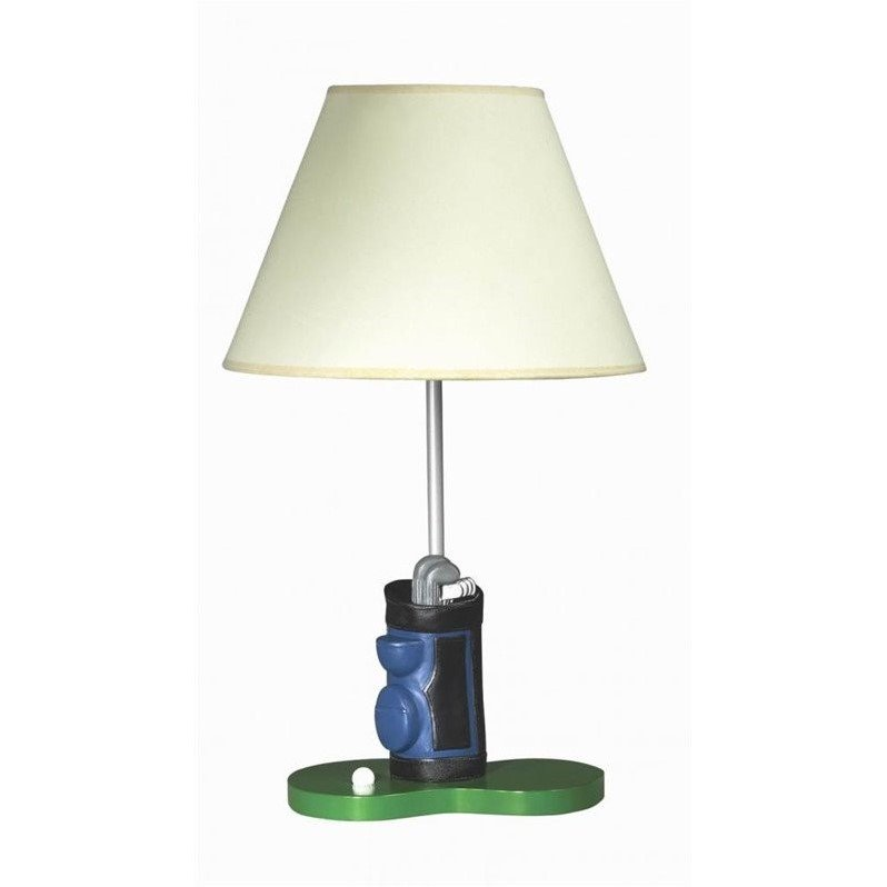 Cal Lighting Golf Lamp in Multi Color by CAL Lighting