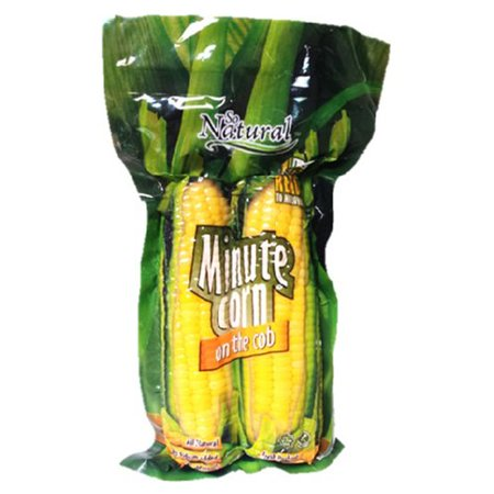 (3 Pack) Minute Corn on the Cob, 2 count
