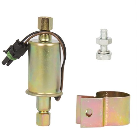 Diesel Electric Fuel Pump w/ Installation Kit Replacement for Chevrolet GMC Pickup Truck Suburban Van 6.2L 6.5L 25115224