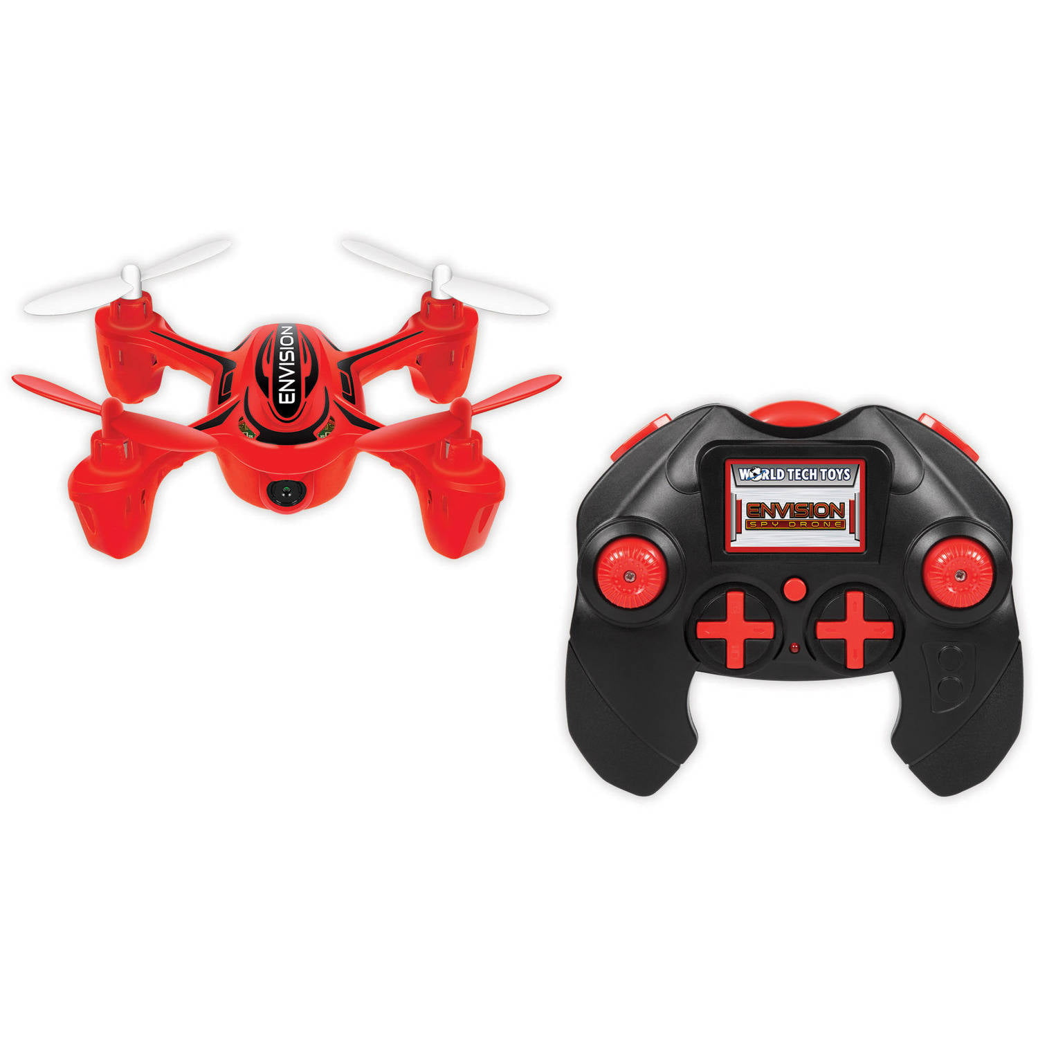 Envision 2.4GHz 4.5-Channel R C Spy Drone by World Tech Toys