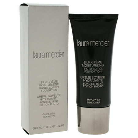 Silk Creme Moisturizing Photo Edition - Bamboo Beige by Laura Mercier for Women - 1 oz Foundation
