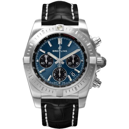 Breitling Chronomat B01 Chronograph 44 Men's Watch AB0115101C1P2 Breitling Chronomat B01 Chronograph 44 Men's Watch AB0115101C1P2