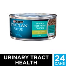 Cat Food: Purina Pro Plan Focus Urinary Tract Health Wet Food