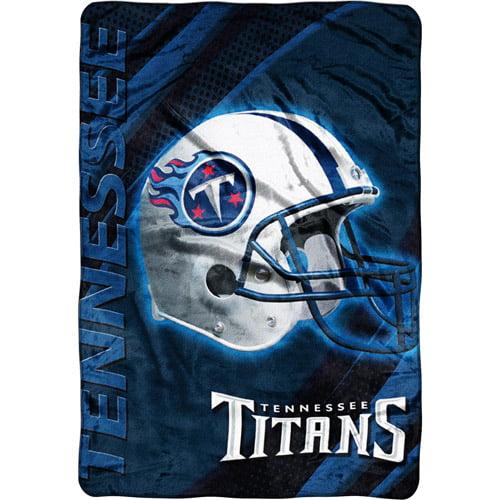 NFL Tennessee Titans Micro Raschel Blanket