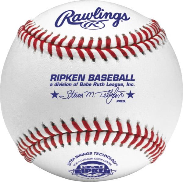 Rawlings RCAL Cal Ripken Tournament Grade Baseballs (Dozen)