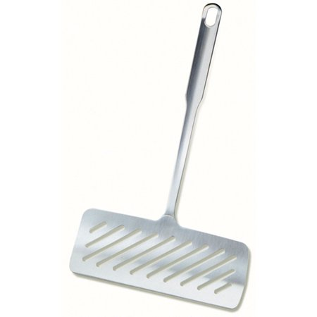 Norpro Stainless Steel Fish Turner Slotted Spatula Handle & Head Stainless - Stainless Fish Turner