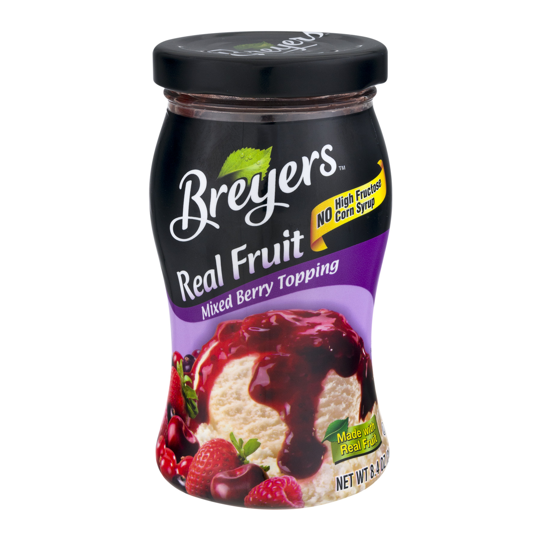 Signature Brands Breyers  Topping, 8.4 oz