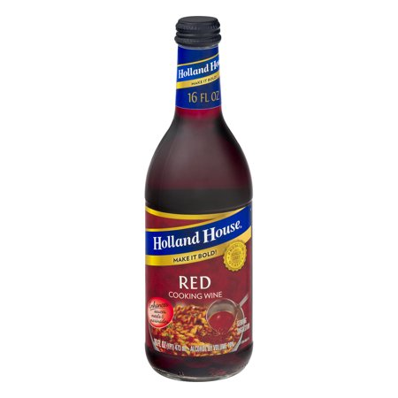 Holland House Red Cooking Wine, 16.0 FL OZ