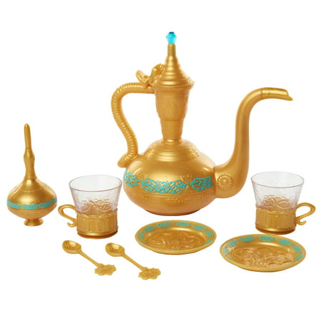 Disney Aladdin Princess Jasmine Arabian Tea - Princess Tea Party Set