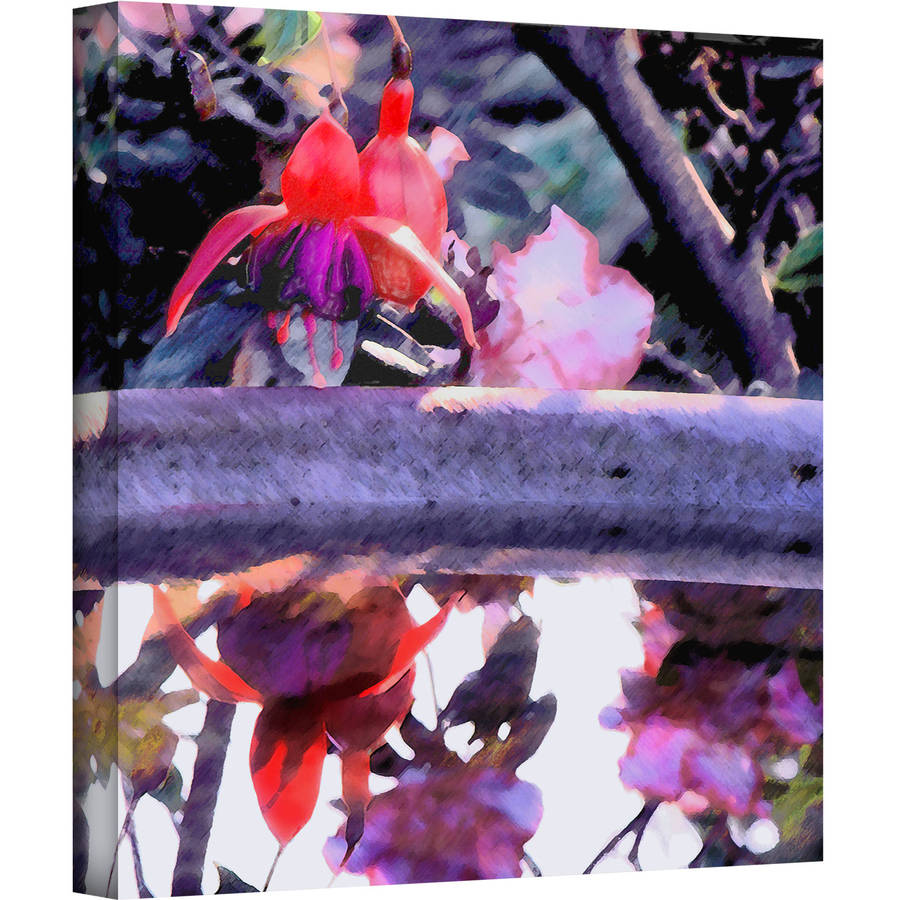 "Dean Uhlinger ""Birdbath"" Gallery-Wrapped Canvas"