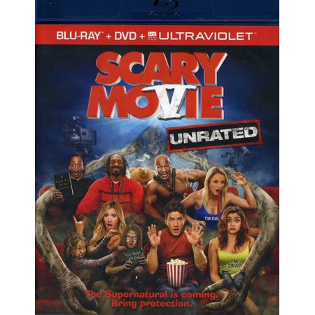 Top 10 Scary Movies For Halloween (Scary Movie 5 (Unrated) (Blu-ray +)