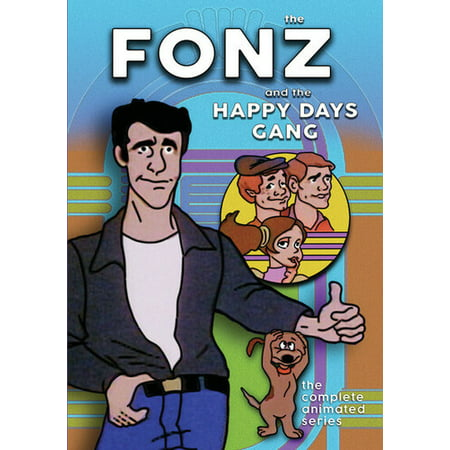 The Fonz and the Happy Days Gang: The Complete Animated Series (DVD)