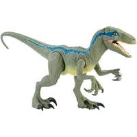 Jurassic World Colossal Velociraptor Blue 18 High & 3.5 Feet Long