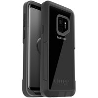 OtterBox Pursuit Series Case for Samsung Galaxy S9 Clear, Black