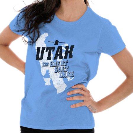 Costume Shops Salt Lake City (Brisco Brands Utah The Great Salt Lake City Adult Short Sleeve)