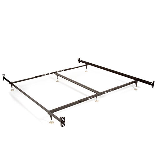 Adjustable Bed Frame for Headboards and Footboards Walmartcom