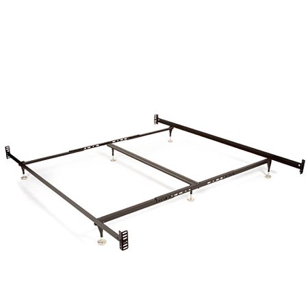 adjustable bed frame for headboards and footboards - Metal Bed Frame With Headboard