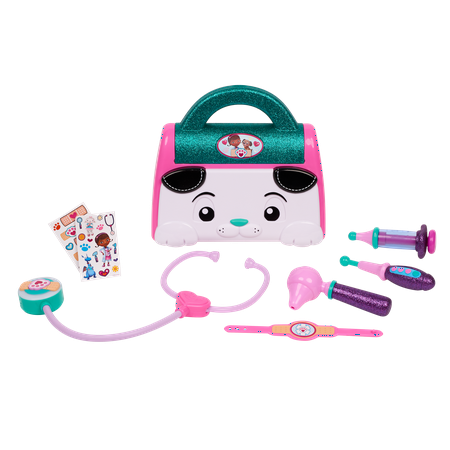 Doc McStuffins Pet Rescue Doctor's Bag Set - Doc Mcstuffins Tattoos