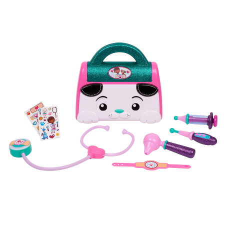 Doc McStuffins Pet Rescue Doctor's Bag Set](Doc Mcstuffins Custom Invitations)