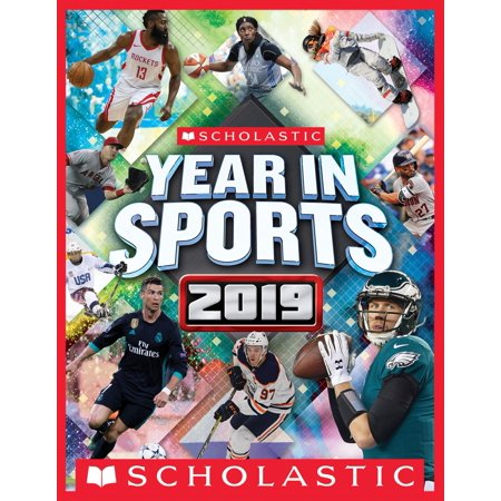 Scholastic Year in Sports 2019 - eBook