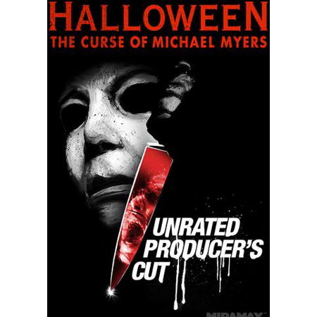 Halloween: The Curse of Michael Myers (Unrated Producer's Cut) (Scary Halloween Games Michael Myers)