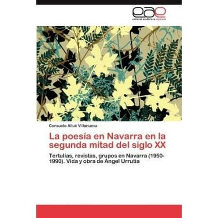 La Poes a En Navarra En La Segunda Mitad del Siglo XX - image 1 of 1