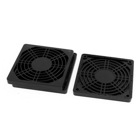 3pcs 97mm x 97mm Dustproof Case PC Computer Case Fan Dust (97mm Fans)