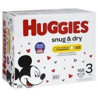 Huggies Snug & Dry Giant S3