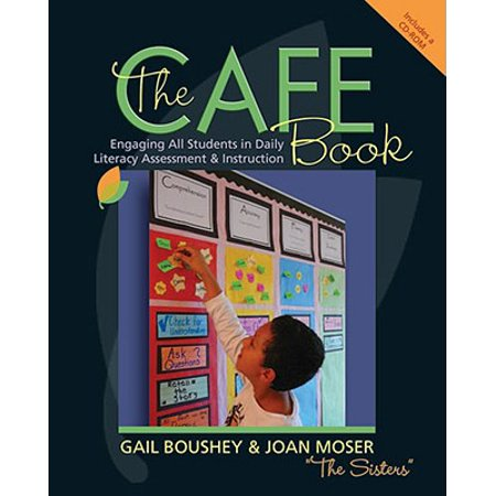 The Cafe Book: Engaging All Students in Daily Literary Assessment & Instruction [With CDROM] (Paperback) ()