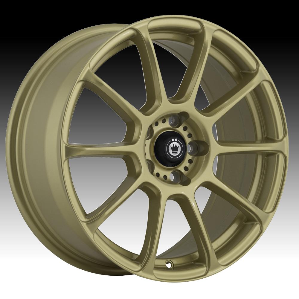 Konig R1 Runlite Gold 16x7.5 5x4.5 35mm (R176514357)