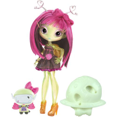 Novi Stars Doll, Alie Lectric