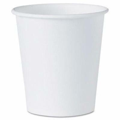 Solo Cup Company White Paper Water Cups, 3 oz., 100/Pack (SCC44)](White Solo Cups)