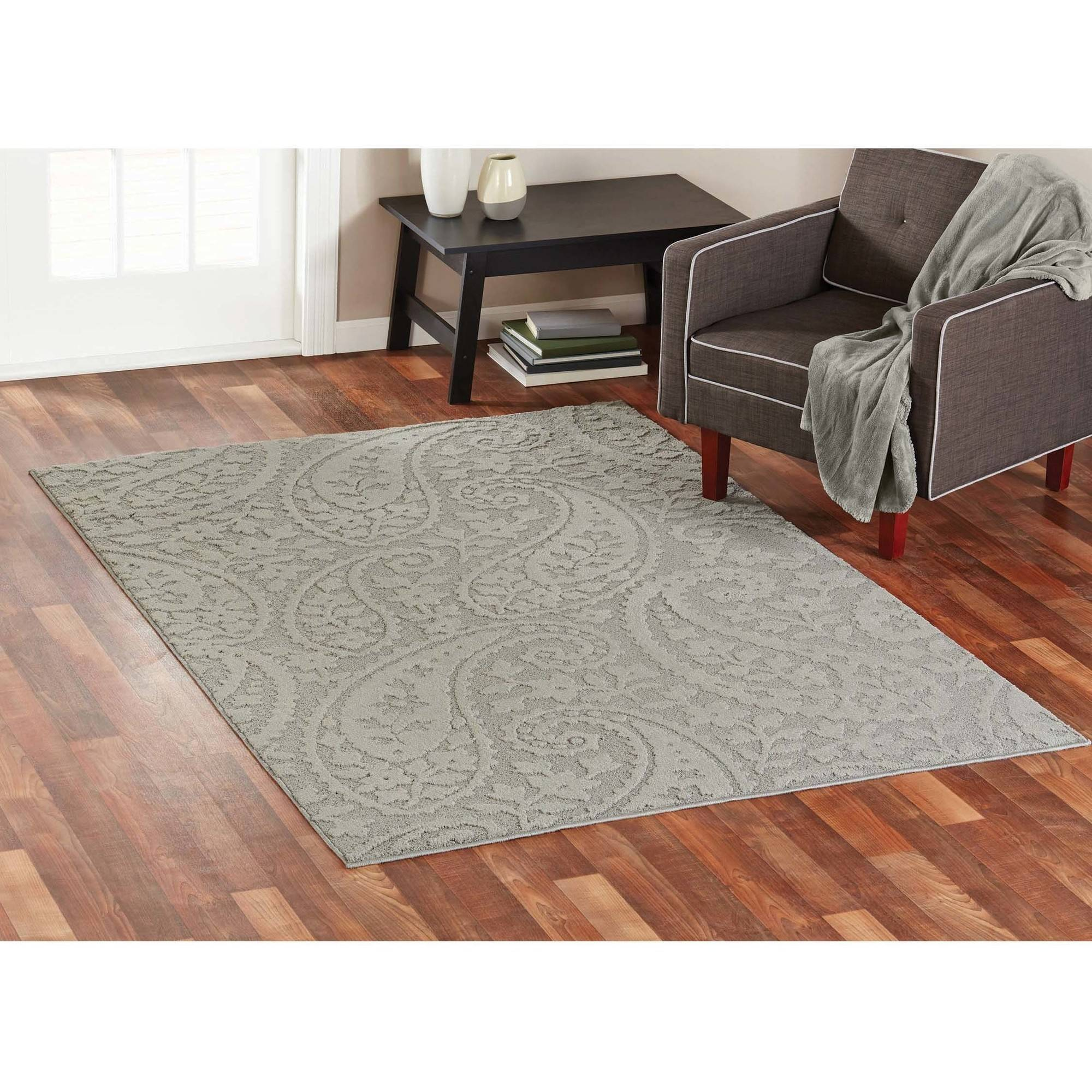 Mainstays Greyhilow Area Rug, Multiple Colors