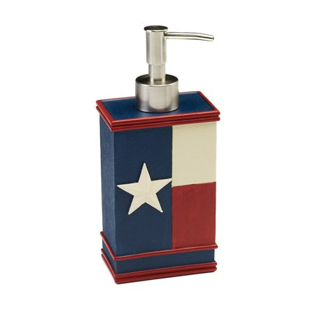Avanti Linens Texas Star Lotion Pump