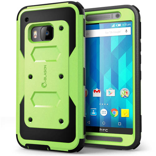 i-Blason HTC One M9 Case - Armorbox Full Body Protective Case - Black