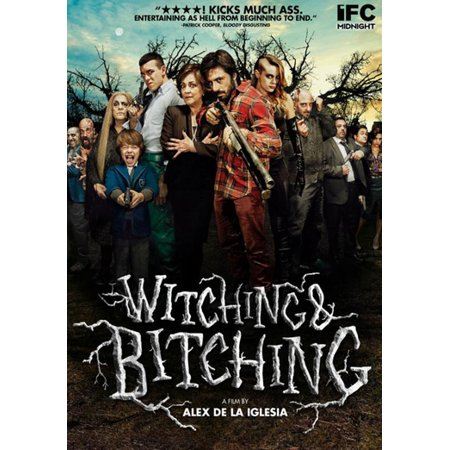 Witching   Bitching  Dvd Spanish   Mpi