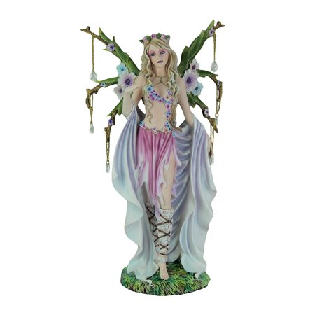 Woodland Faries (Woodland Fairy with Jewels Hanging Off Branch-like Wings)