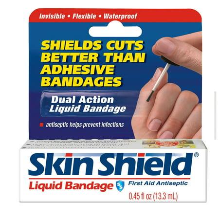 Insight Pharmaceuticals Skin Shield  Liquid Bandage, 0.45 oz