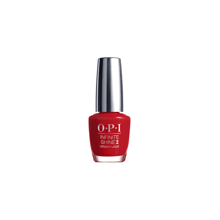 OPI Nail Polish INFINITE SHINE IS - UNEQUIVOCALLY CRIMSON ISL09