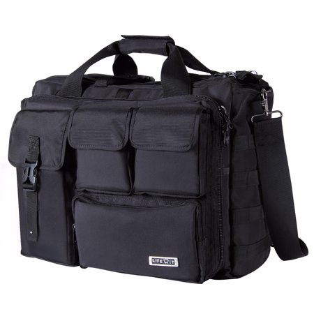Lifewit Laptop Bag Tactical Briefcase Computer Shoulder Handbags Messenger 17.3""