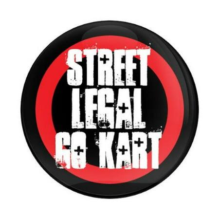 how to make a go kart street legal