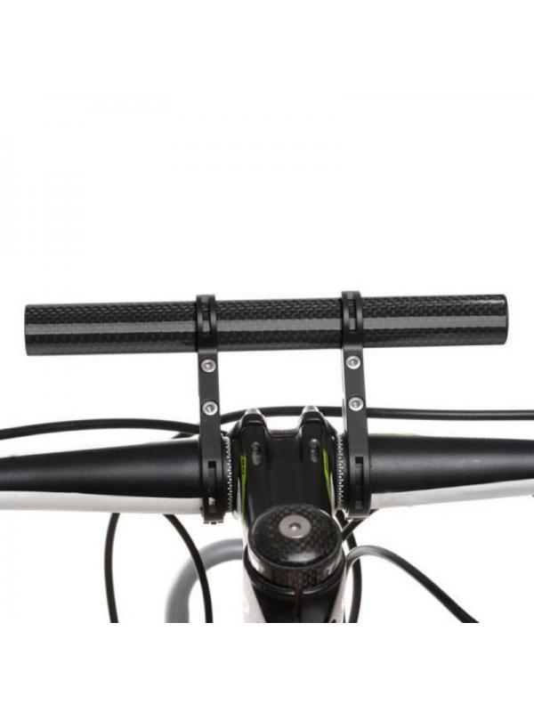 Bike Bicycle Riding Lamp Holder Extender Mount Extension Bracket Holder Frame
